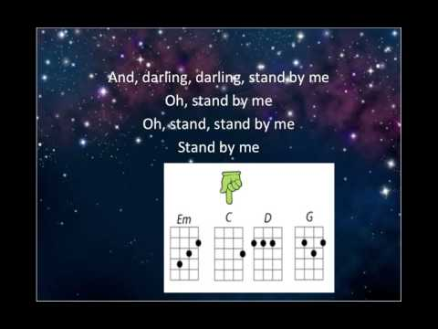 Stand By Me in G for Ukelele
