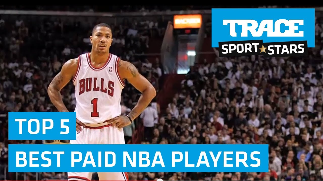 Top 5 Highest Paid NBA Players