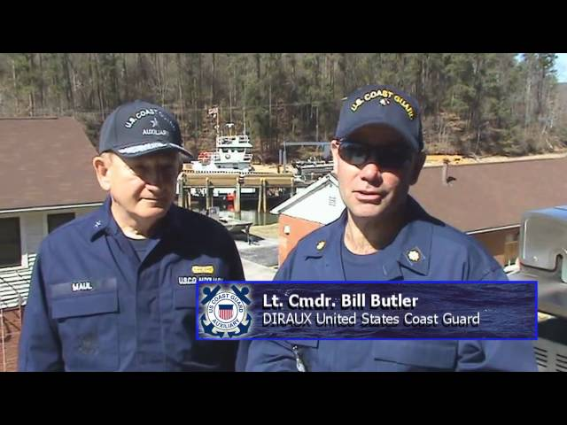 Coast Guard Auxiliary AUX Food Services video