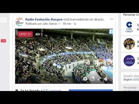Radio Evolucion Burgos Retransmisión SAN PABLO BURGOS-ANDORRA