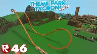Roblox - Episode 46 | Theme Park Tycoon 2 - RMC !?! / FR