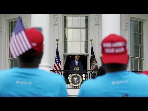 Présidentielle américaine : Donald Trump relance sa campagne malgré des doutes sur sa santé