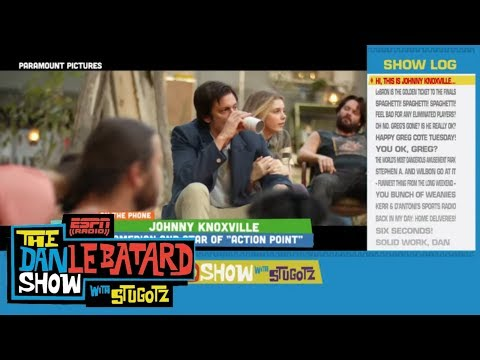 Johnny Knoxville on 'Action Point' & Action Park, the film's inspiration | Dan Le Batard Show | ESPN