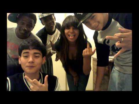 Domino - Thuggin ft Amethyst , Lil Nana , Lunny ( Prod. By 808 Mafia )