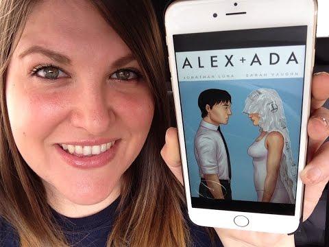 Alex & Ada Volume 1 Review - Image Comics - Spoiler Free