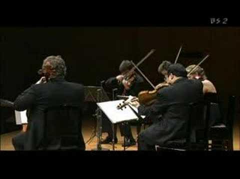 Henschel Quartet Live in Tokyo - Brahms Quintet 1 (2)
