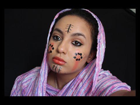 Berber Makeup Tutorial || Worldly Wednesday