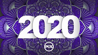 New Year Mix 2020 • MANDALA • Psytrance Mix 2020 - Set trance music 2020 / Party Mix 2020