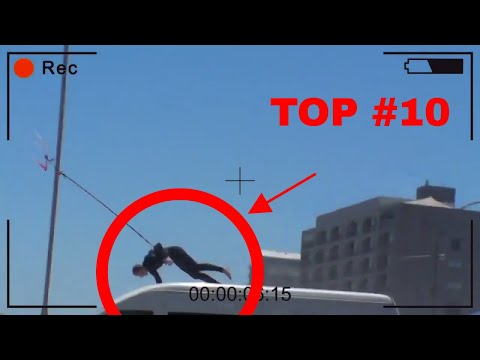 ACCIDENTS KITESURF au DECOLLAGE _ TOP#10 COMPILATION