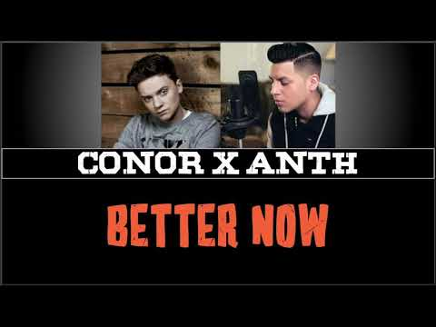 Conor Maynard - Better Now (feat. Anth) (Post Malone Cover) [Clean Radio Edit]