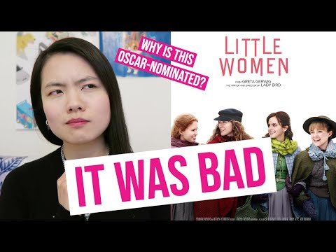 Little Women is BAD and Here's Why