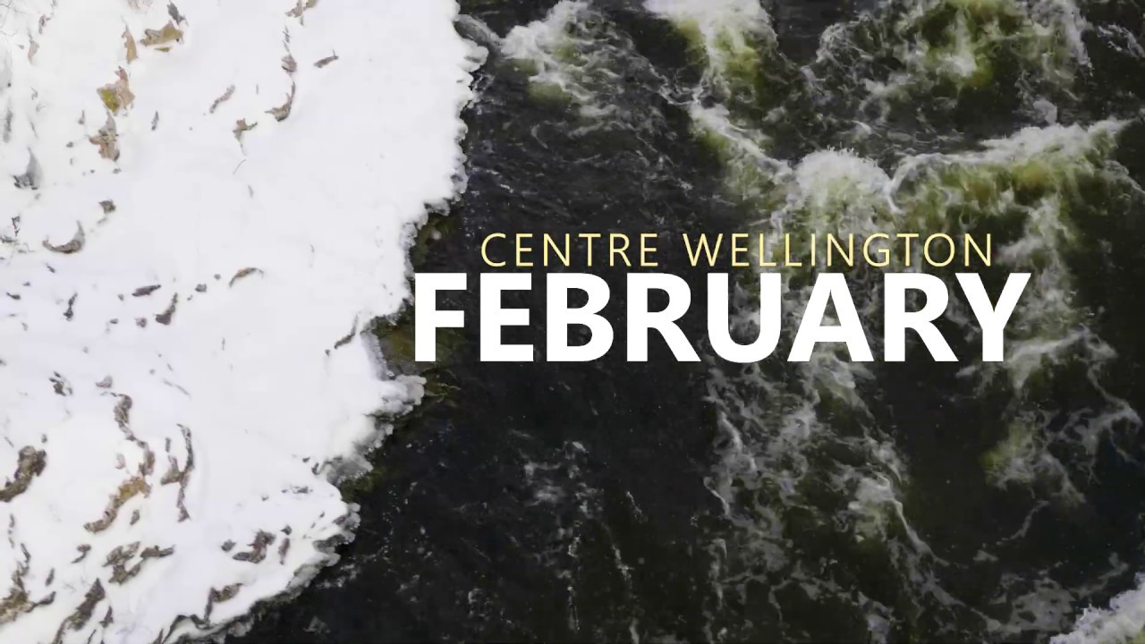 February in Centre Wellington
