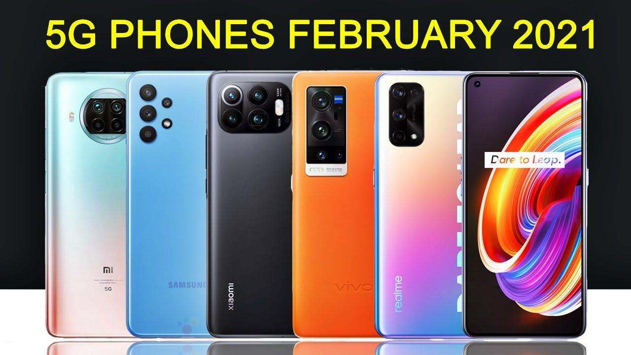 Best 5G Mobile Phones to Buy in India in February 2021 | 5G Phones Under 20000 in 2021 ?
