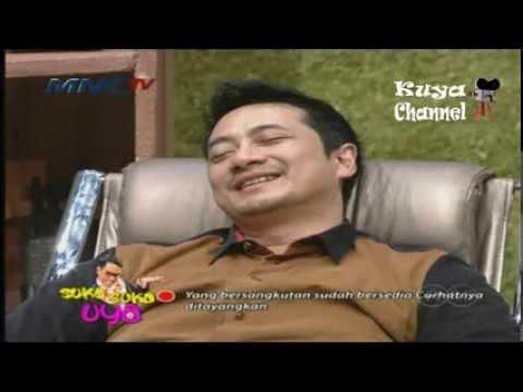 Suka Suka Uya 13 Januari 2014 - Penyebab Perceraian Ivan Fadilla & Venna Melinda Part 1