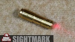 Sightmark 9mm Laser Bore Sighter Review and Demonstration