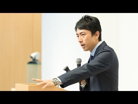 小泉進次郎氏が語る「ビジョンを伝える言葉の力」とは?