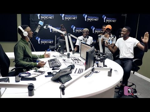 Skinny Sbu & Tshepo Jeans - SA Entrepreneurs Venture To Music On Man Talk With Leroy Marc