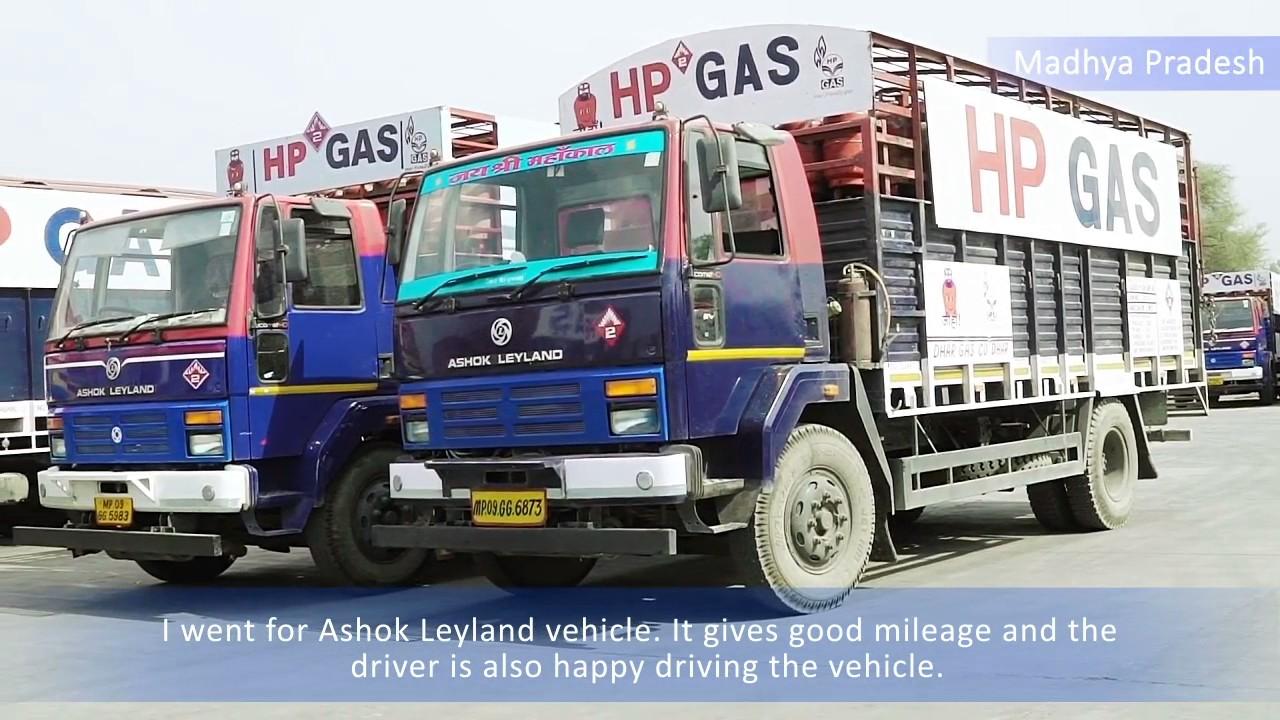 Ashok Leyland Customer Testimonial Indore - Ecomet 1214