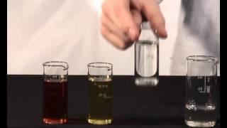 12 Вытеснение галогенами друг друга из солей Р