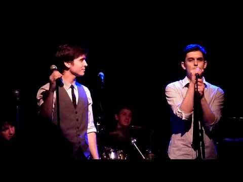 Matt Doyle and Wesley Taylor  Across the Universe