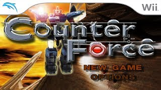 Counter Force | Dolphin Emulator 5.0-9610 [1080p HD] | Nintendo Wii