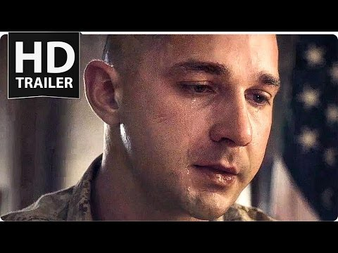 MAN DOWN Trailer (Shia LaBeouf, Kate Mara Thriller - 2016)