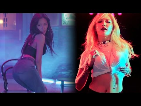 10 Banned Female K-Pop Dances by KBS (2015-2016)
