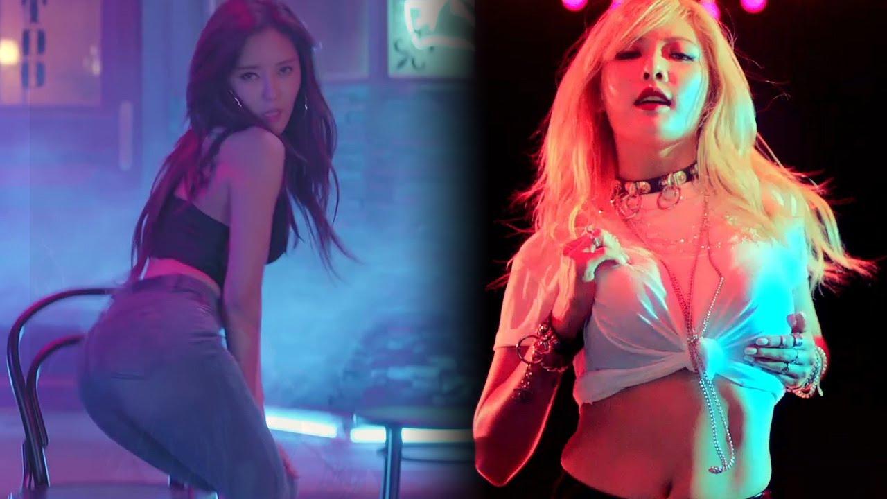 10 Banned Female K-Pop Dances By Kbs 2015-2016 - Youtube-3729