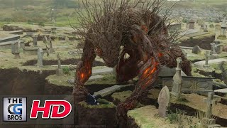 "CGI & VFX Breakdowns: ""A Monster Calls"" - by MPC"