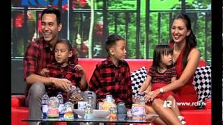 Buka Bukaan 25 Des 2013 - Donna & Darius Family