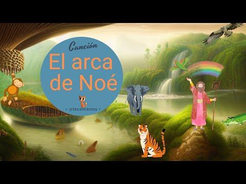 Un día Noé a la selva fue (con letra)