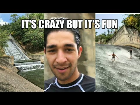 Wil's Water Slide Adventure at Davao (3/20/18)
