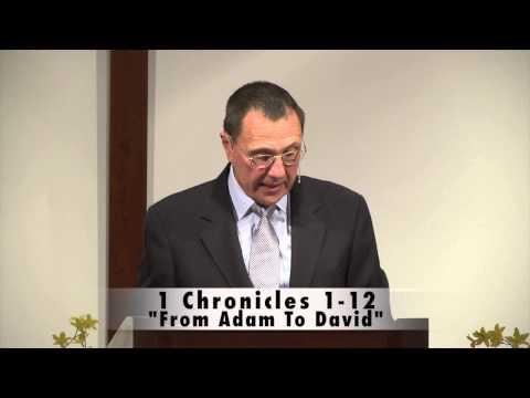 1 Chronicles 1-12 ~