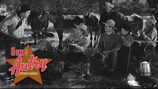 Gene Autry and Sons of the Pioneers - Somebody Else Is Taking My Place (Call of the Canyon 1942)