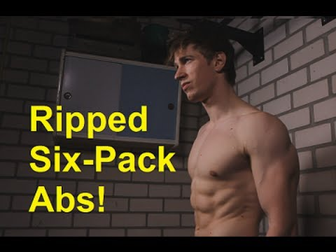 ripped sixpack abs complete abdominal workout guide