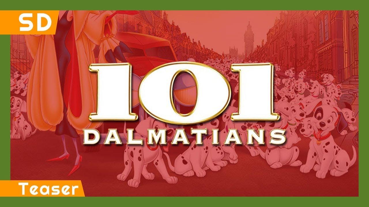 101 Dalmatians (1961) Teaser