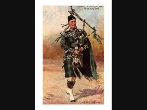 Bagpipes Argyll & Sutherland Highlanders 2 Salute to the Highlanders
