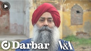 Indian classical music - Bhai Baldeep Singh explains the Saranda