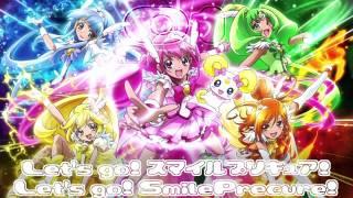 Smile Precure! OP&ED Theme Track01