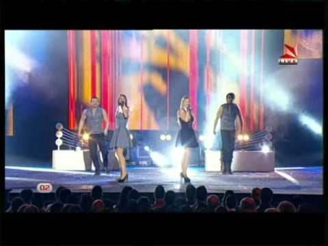 02 - Deborah C feat. Leila James - You Make Me go Uh Uh - Final - Malta Eurovision 2012