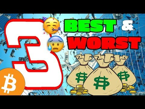 Cryptocurrency Investing - Best And Worst Strategies Explained