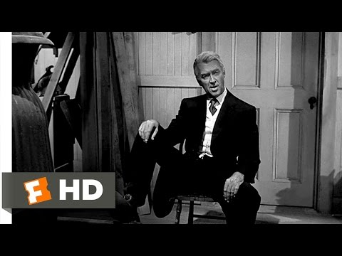 Print the Legend - The Man Who Shot Liberty Valance (6/7) Movie CLIP (1962) HD