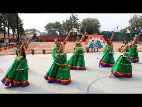 Independence Day 2016 - Mere Desh ki Dharti, Sunn Mitwa and Kaale Megha.... Hunar Zone