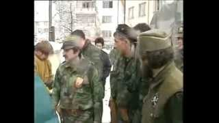 Отряд Белые Волки в Боснии и Сербии