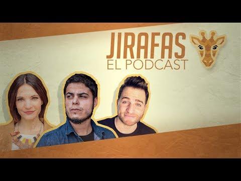 Teresa Segura y Alberto Tuma con David Sainz | Jirafas #13 | Playz