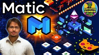 MATIC Network: INSTANT Blockchain Transactions on PoS PLASMA Side-Chains