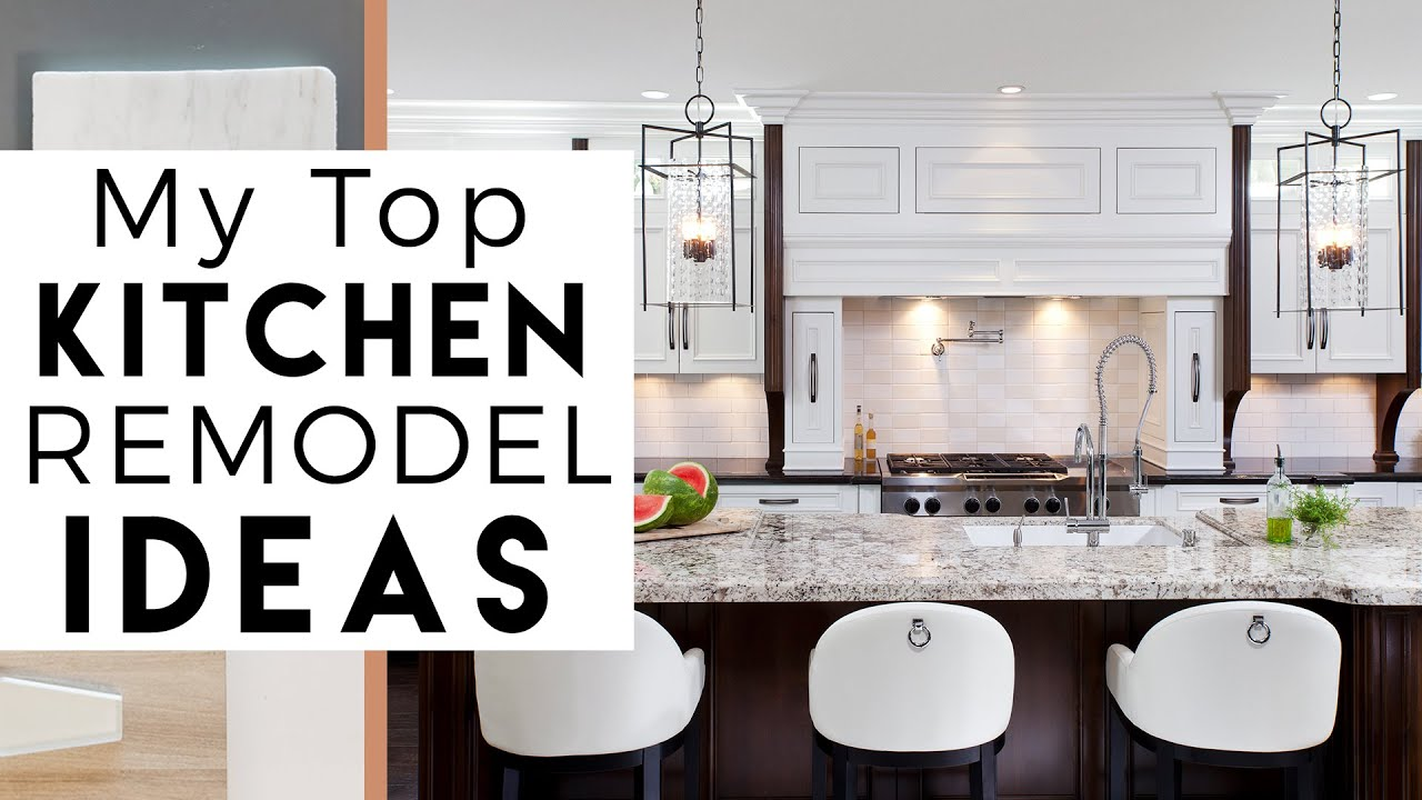 Interior Design | Kitchen Remodeling Ideas - YouTube