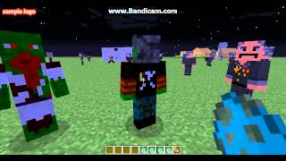 Minicraft Mods MO zombi and Mod fight