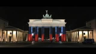 KenFM: Бранденбургские ворота - Покажите цвет человечности