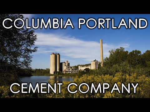 CONCRETE COUNTRYSIDE - Columbia Portland Cement Plant | Abandoned Ohio